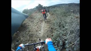 GoPro HD - Flat Rock Ranch Mountain Biking Trip