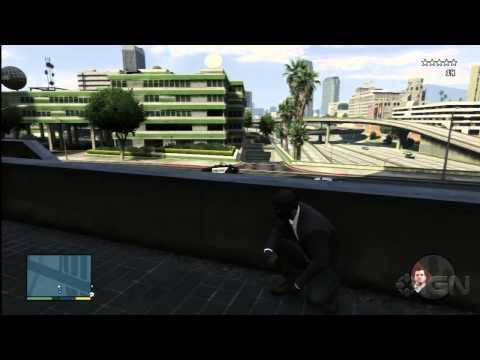 GTA 5 Walkthrough Part 59 - HEIST: The Big Score (Obvious)
