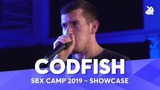 CODFISH | Going Under | SBX Camp Showcase 2019
