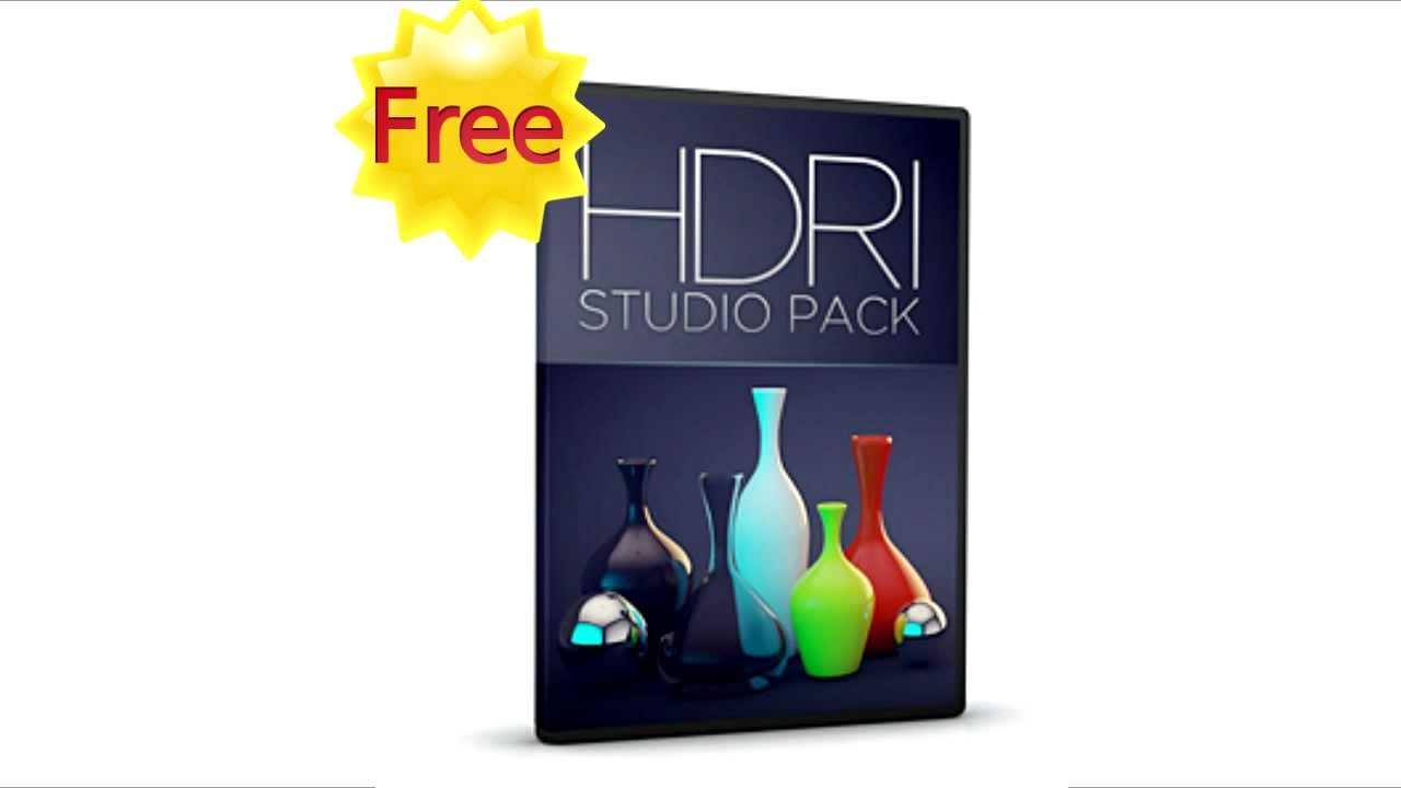 hdri studio pack 1.5
