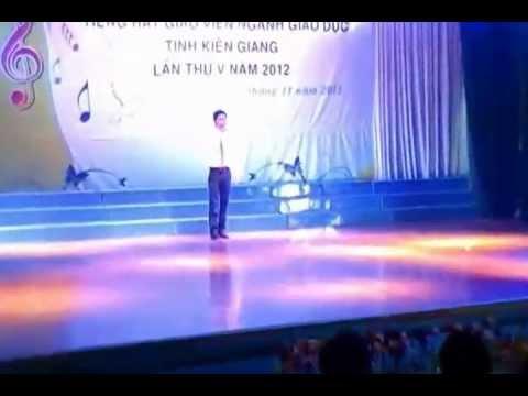 Hội thi tiếng hát giáo viên ngành giáo dục Kiên Giang lần V năm 2012