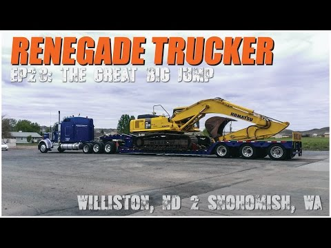 Renegade Trucker EP28   The Great Big Jump