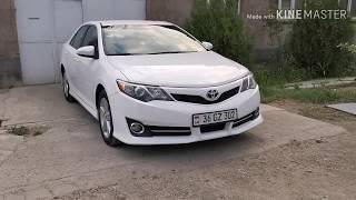 Авто из Армении, Toyota camry 2014г, пробег 28000.