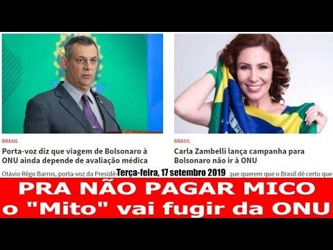 MITO FOGE DO MICO - Leo Stoppa ao vivo