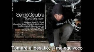 SergioOctubre - Busco una razón (ending 3 S Eater en castellano)