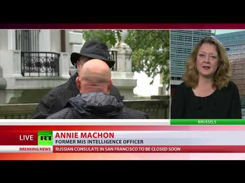 Annie Machon talks to RT Int 02092017