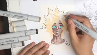 【 How To Color】Dark Skin
