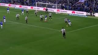 Error de Juventus pone en ventaja a Sampdoria