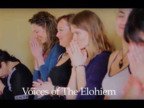 """""""Le Voci degli Elohim"""" con Robert Haig Coxon e Lilly Wong"""