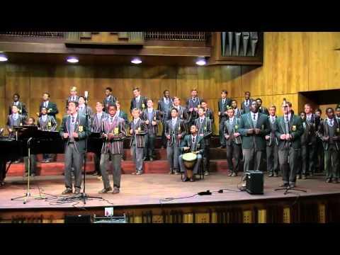 Pretoria Boys High Choir