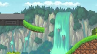 Dora Motorcycle Race (Даша: Гонка на мотоциклах) - прохождение игры