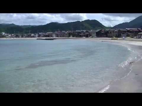 城山海水浴場 福井県高浜町