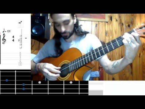practicar-el-acorde-mi-en-la-guitarra-curso-p.-4