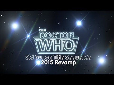 Doctor Who   Sid Sutton Title Sequence - 2015 Revamp