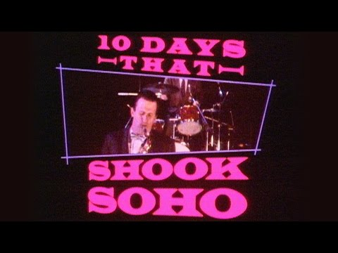 The 1986 Soho Jazz Festival