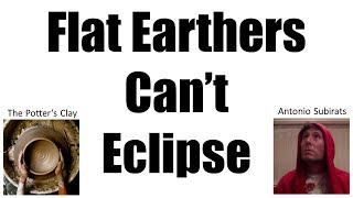 Flat Earth: Eclipse Special
