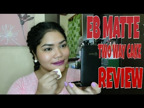 Ever Bilena Matte Two Way Cake Review