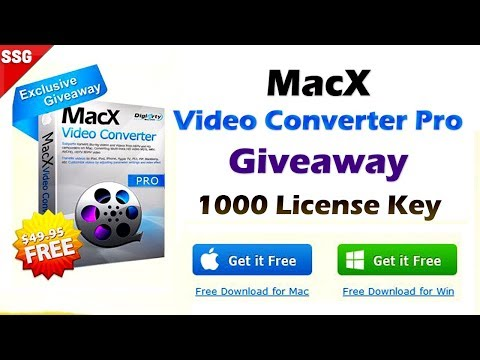 MacX Video Converter Pro For Windows And Mac Part 2
