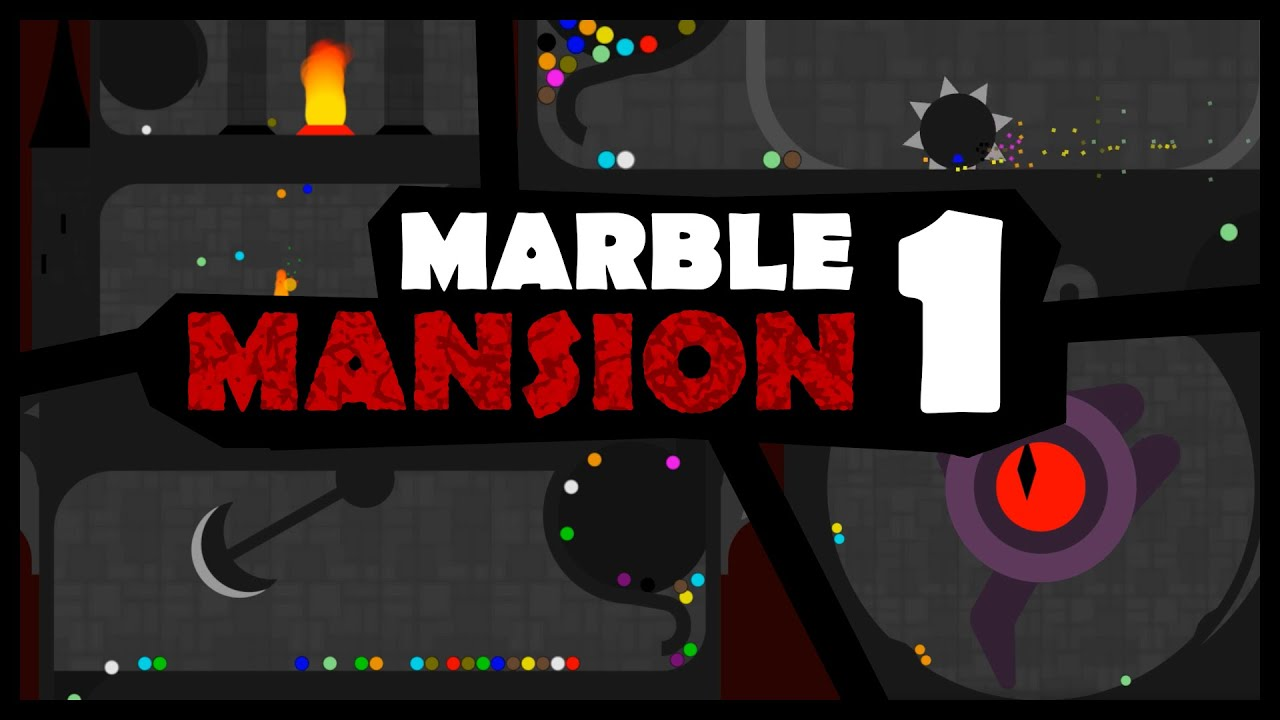 Escape from Marble Mansion 1