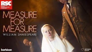 Measure for Measure - Barbican Theatre