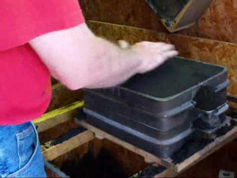 FOUNDRY CASTING Making a Sand Mold part 2 tubalcain june 09