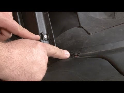 Mustang Rocker Panel Molding With Clips 1967 1968 Insta