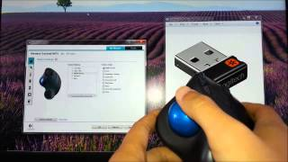 QUICK REVIEW - Logitech M570 Wireless Trackball
