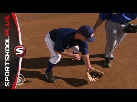 How to Improve your Infield Play with Baseball Pro Tony Gwynn