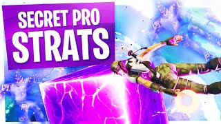 SECRET PRO STRATS from TwitchCon! - Fortnite Battle Royale Pro Tips & Rotations