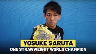 ONE Feature | Yosuke Saruta's Martial Arts Awakening