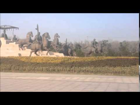 Cultural Site of the Han Dynasty Xuzhou China