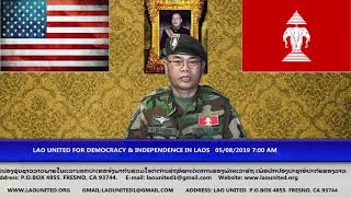 Laonet.Tv Episode 05/08/2019 Recall for peace in  Laos
