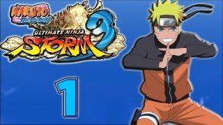 Naruto Shippuden : Ultimate Ninja Storm 3 : Episode 1 - Le début d'une belle aventure !