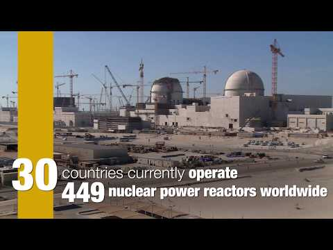 Nuclear Power Facts in 60 Seconds