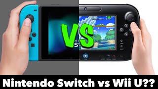 Nintendo Switch vs the Wii U – Where's the innovation??   Ro2R