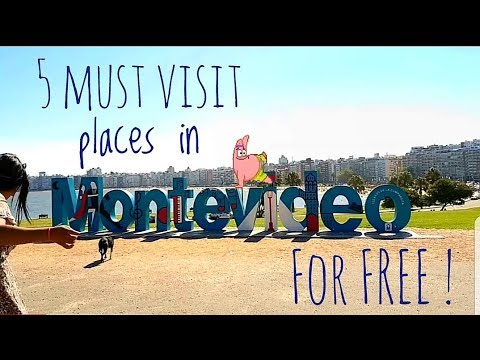 5 Places You MUST Visit In Montevideo, Uruguay That Are Also FREE