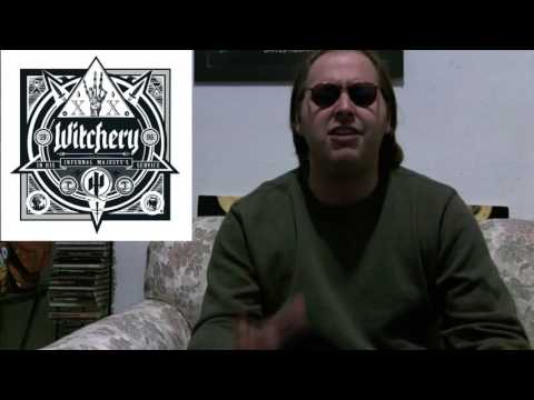 Witchery - IN HIS INFERNAL MAJESTY'S SERVICE Album Review