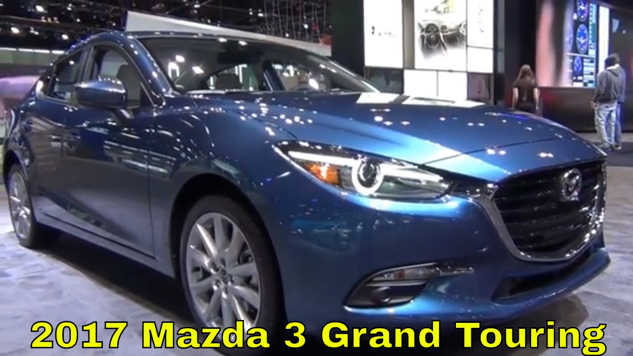 exterior interior 2017 mazda 3 gt youtube. Black Bedroom Furniture Sets. Home Design Ideas