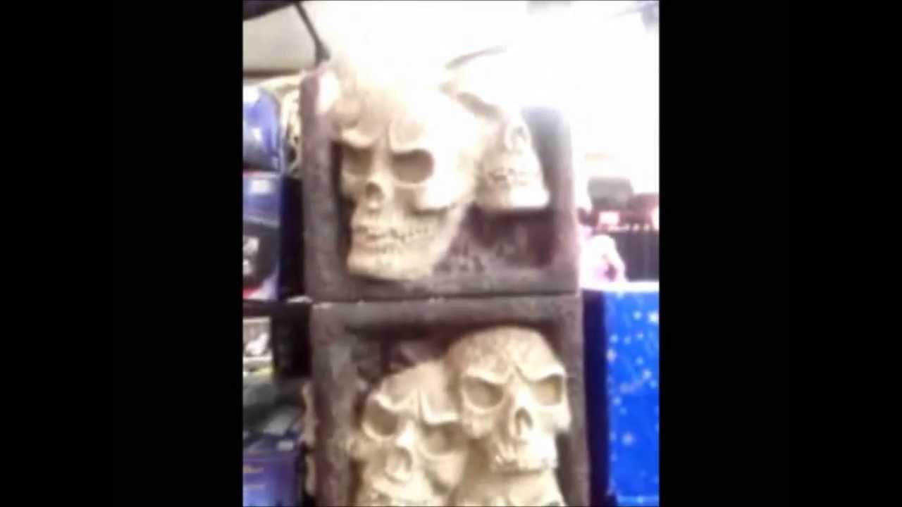 haunt vlog 6/7/13:halloween store open in june!?! - youtube