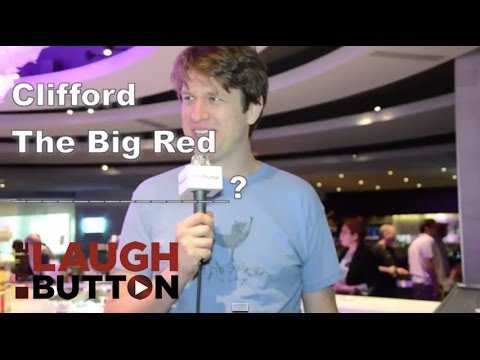 Clifford, the Big Red ______ - The Laugh Button Inquisition