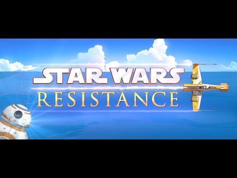 Star Wars: Resistance - Teaser Trailer (HD)