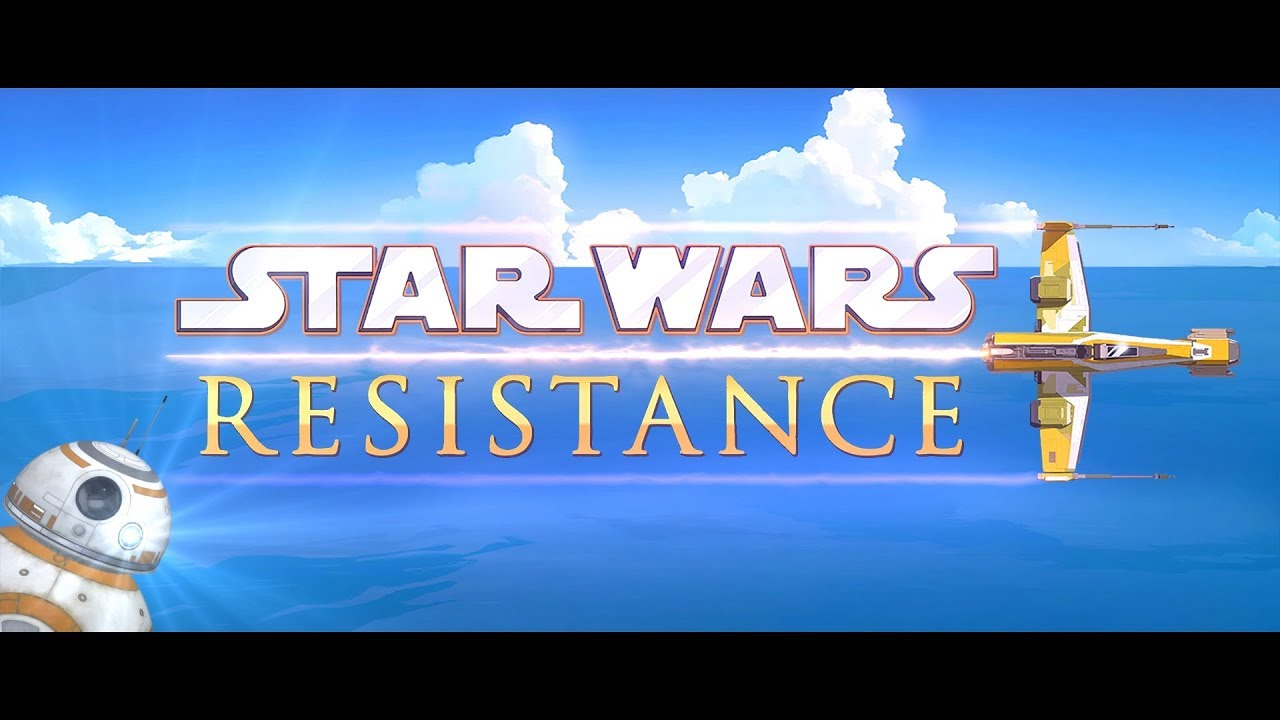 Free Fall Disney Wallpaper Star Wars Resistance Teaser Trailer Hd Youtube