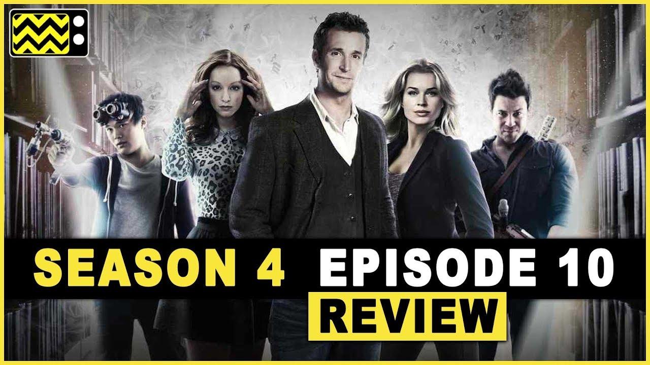 Download The Librarians Season 4 Episode 10  Review & Reaction | AfterBuzz TV