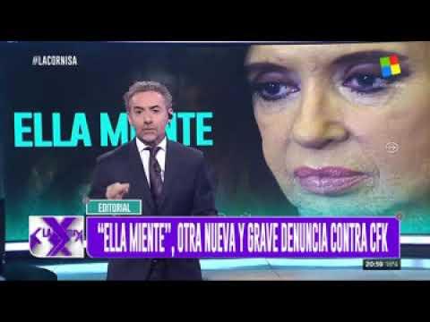 Stolbizer lanza Ella miente, un libro con nuevas denuncias contra Cristina