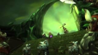 Цитадель Адского Пламени 6.2 .World of Warcraft Warlords of Draenor ролик  6.2 (на русском языке)