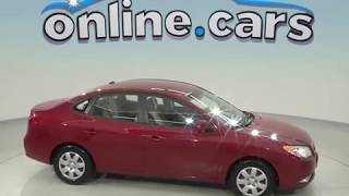 A98586GP - Used, 2008, Hyundai Elantra, GLS, Sedan, Test Drive, Review, For Sale