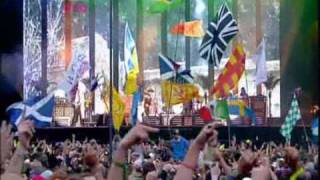 The Killers - The World We Live In (Live T in the Park 09)