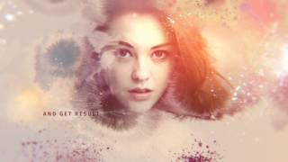 Watercolor Ink Slideshow After Effects Template Free Download