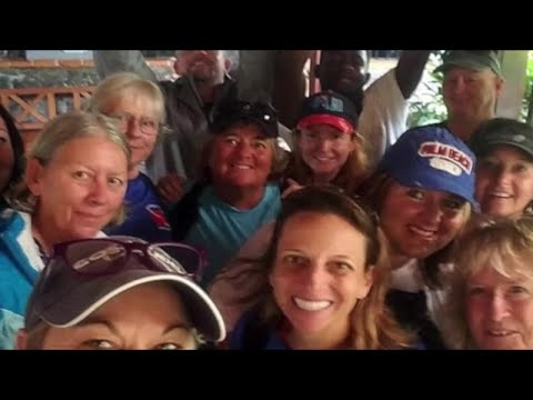 Riviera Beach scuba dive group on Dominica when Hurricane Maria hit Caribbean island