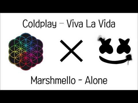 Viva La Vida X Alone (Remixed by S_Bean)